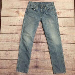 Levi's 511 Men's Slim Fit Straight Leg Jeans 28x30